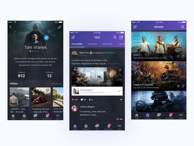 PlayerMe iOS App