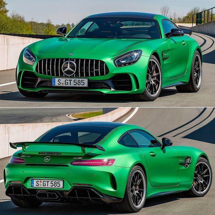Mercedes-Benz AMG GT R 2017 A marca alemã apresentou nesta sexta-feira a versão mais invocada do superesportivo o GT R. O bólido recebeu mudanças técnicas em relação ao GT S para chegar a um desempenho melhor. O motor é um V8 biturbo 4.0 com mais 75cv resultando em 585 cv de potência e brutais 700 Nm já com 1.900 rpm. O câmbio é automatizado de dupla embreagem e a tração é traseira. O conjunto garante 0 a 100 km/h em 36 segundos e máxima de 318 km/h. As vendas começam em novembro na Europa…