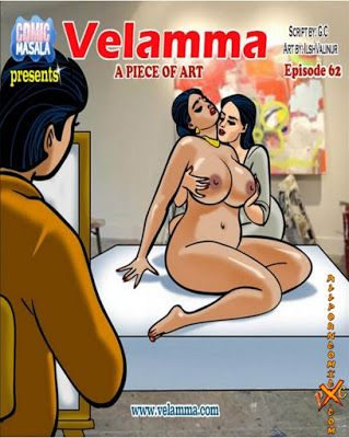 Velamma Episode 62 Free Download Full Comic Issue In PDF Format With Direct Download Links. This Comics Scanned With High Quality Images.