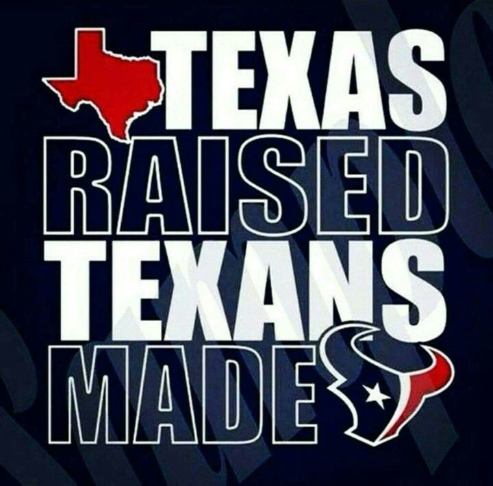 I'm A Texan!