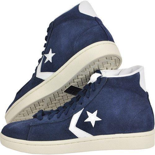 Pantofi sport unisex Converse Pro Leather Mid 132922C
