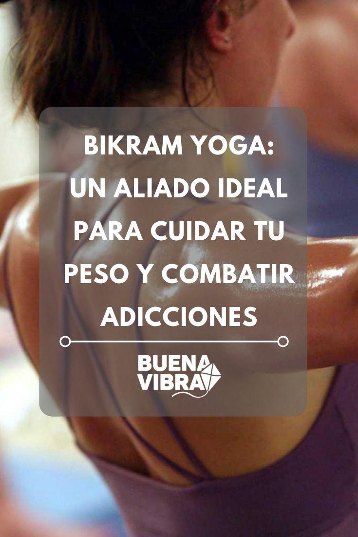 Las bondades del Bikram Yoga son innumerables. Por qué es bueno para adelgazar y para abandonar malos hábitos. Yoga Mantras, Bikram Yoga, Pilates, Health Fitness, Gym, Yoga, Take Care, Yoga Fashion, Yoga Symbols