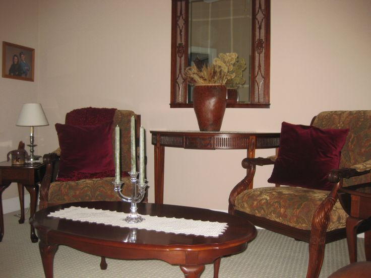 Sitting Room, Office Or 3rd Bedroom
