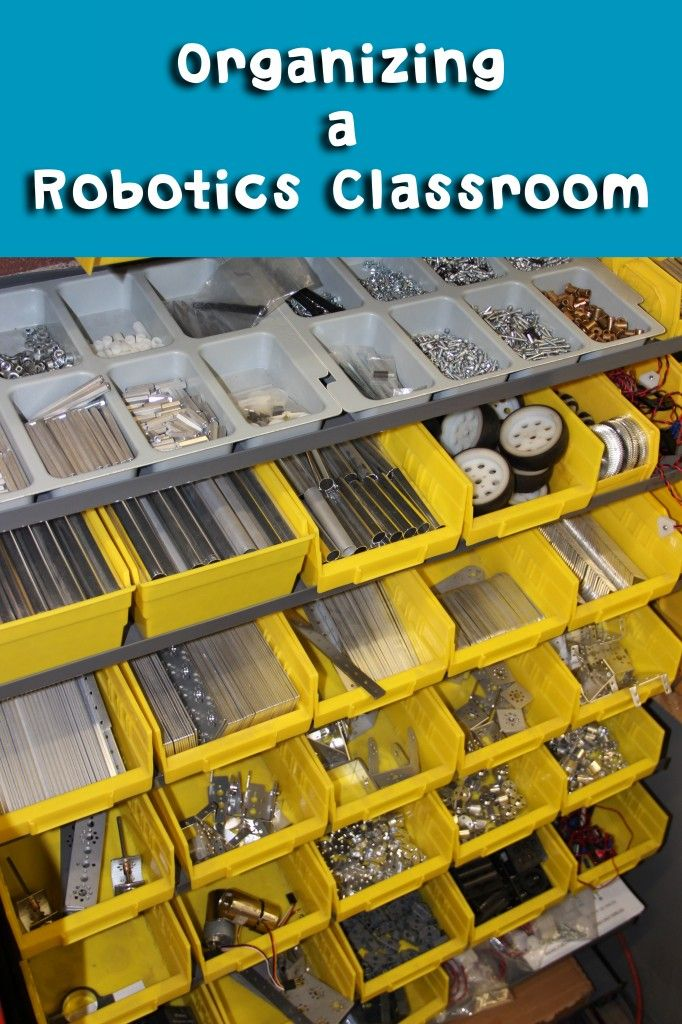 Getting your classroom organized for the beginning
