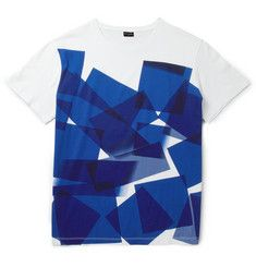 PS by Paul SmithPrinted Cotton-Jersey T-Shirt