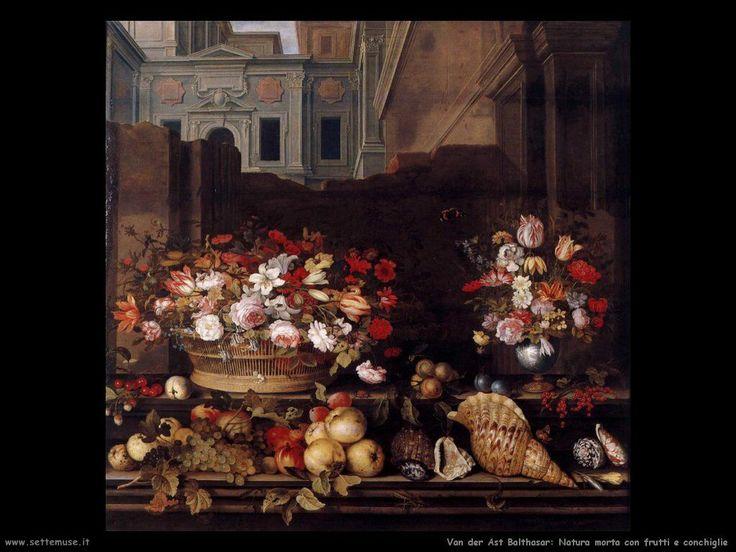van_der_ast_balthasar_505_still_life_with_flowers_fruit_and_shells.jpg (1024×768)