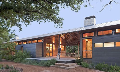 As with the Shotgun house, I love to discover a new Southern staple in home architecture. The D...