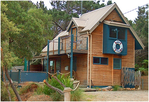 Overboard Seaside Cottages: Boutique Accommodation in Aireys Inlet and Anglesea, Victoria, Australia