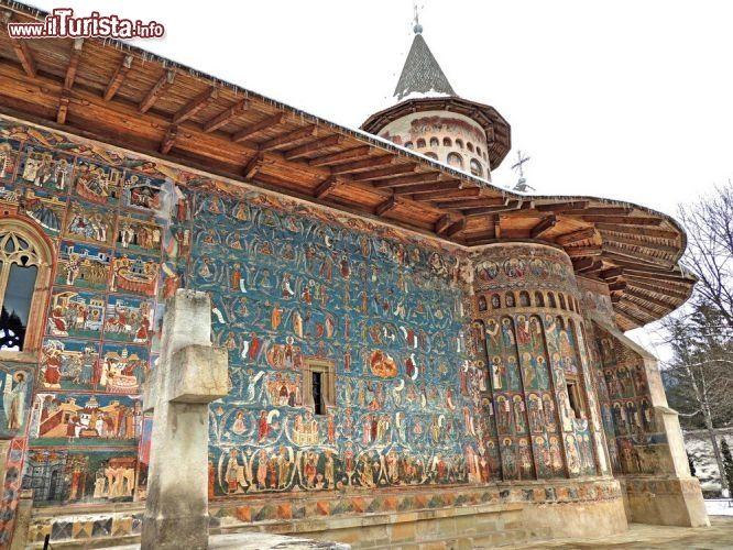 Monastero di Voronet-Romania -Maramures