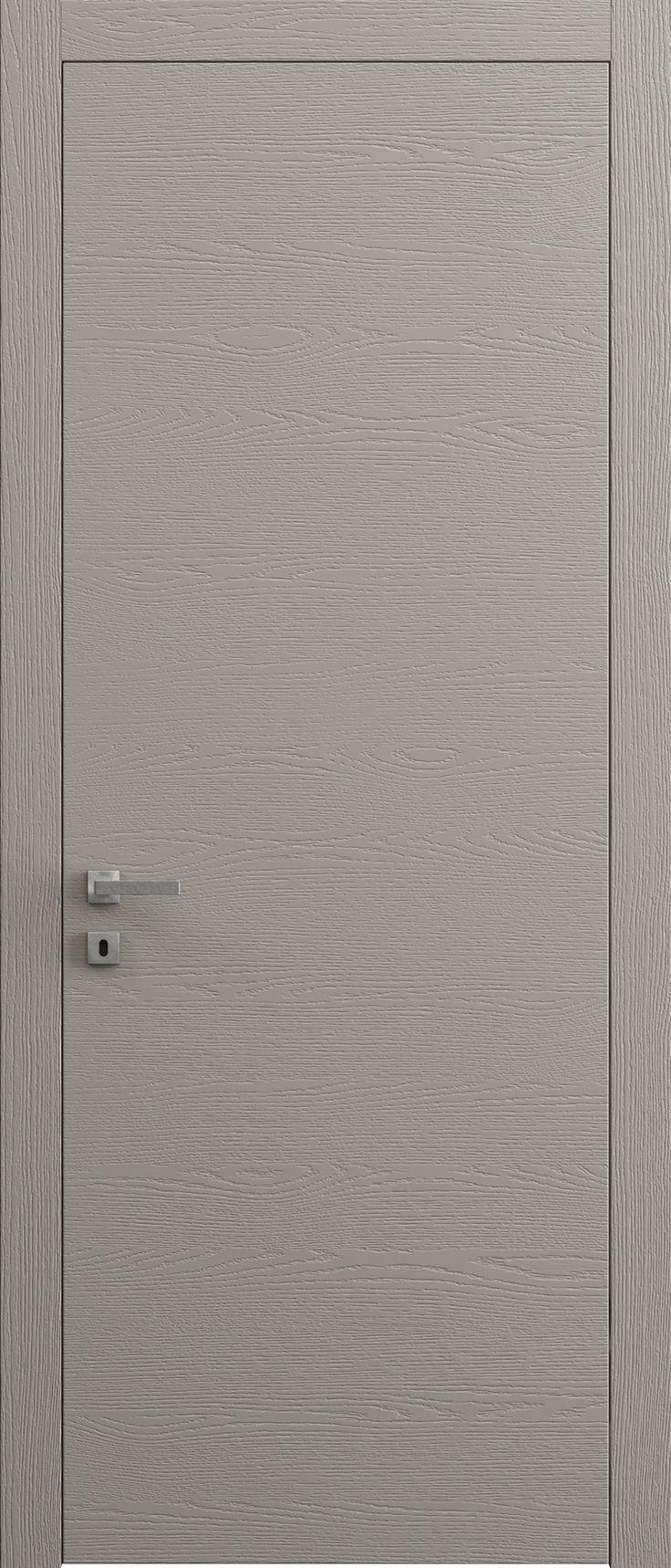 Sarto Planum 0010 Interior Door Dark Gray Ash Horizontal