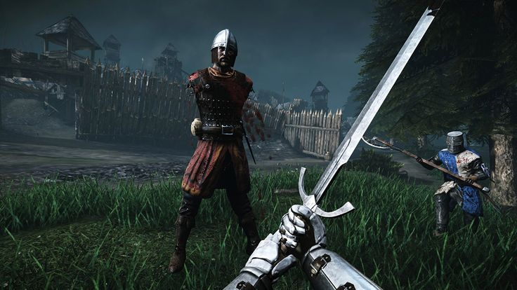 Chivalry: Medieval Warfare is free on Steam  Grab it before it's gone<p>Torn Banner Studios' first-person combat game <i>Chivalry: Medieval Warfare</i> is currently available for free for via Steam. That promotion — intended to drum up interest in the sequel, <i>Mirage: Arcane Warfare</i> — is only available today.<p><i>Chivalry: Medieval Warfare</i> is available to …  http://www.polygon.com/2017/3/27/15080550/chivalry-medieval-warfare-free-steam-pc-mac-linux