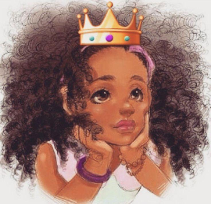 black princess girls rock