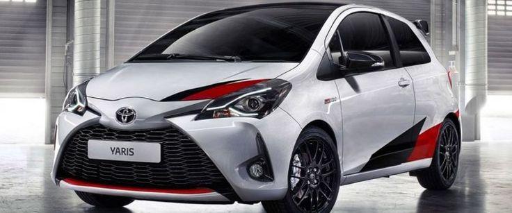The new Toyota Yaris GRMN