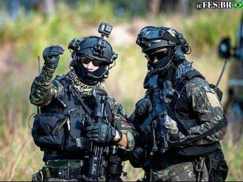 "Comandos do Exercito Brasileiro | ""Brasil Acima de Tudo"""