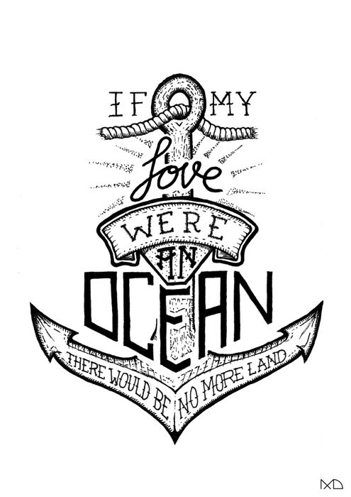 tattoo idea witha  different saying <3 love