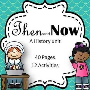 This huge pack contains a wealth of resources and assessment items for teaching young students about how life in the past has changed. The pack contains over 40 pages and 12 activities including:- Index- Instructions (suggestions on how to use each of the resources)- Venn Diagram Old, New and No Change- Then and Now colour images for timeline displays in the classroom- Then and Now Timeline cut and paste (includes suggested answer sheet)- Old and New Cut and Paste with sorting sheet…