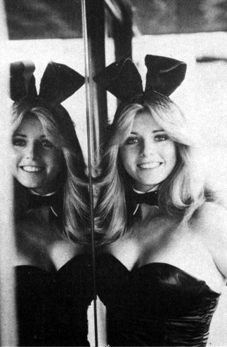 Sandy Cagle, PMOM - February 1980, featured in Mexican edition pictorial, Gelida Llama, February 1980