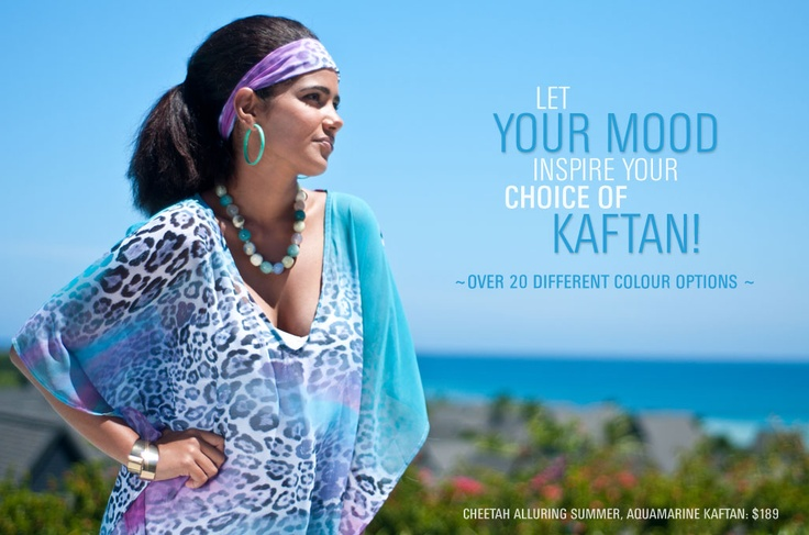 i ALLURE beach & resort wear | Colourful and beautifully crafted kaftans and accessories suitable for any occasion!