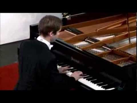 Nikolai Lugansky plays Rachmaninov Sonate No. 2 on the Bösendorfer Imper...