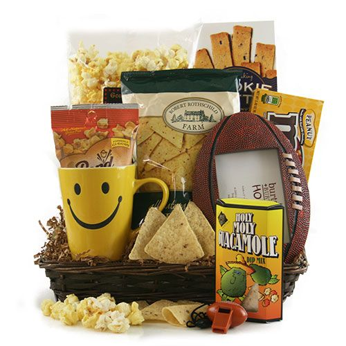 Football Frenzie Football Gift Basket