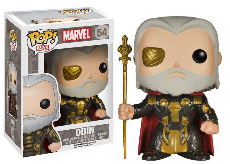 Funko Pop! Marvel: Odin