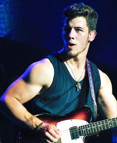 Nick Jonas's Biceps