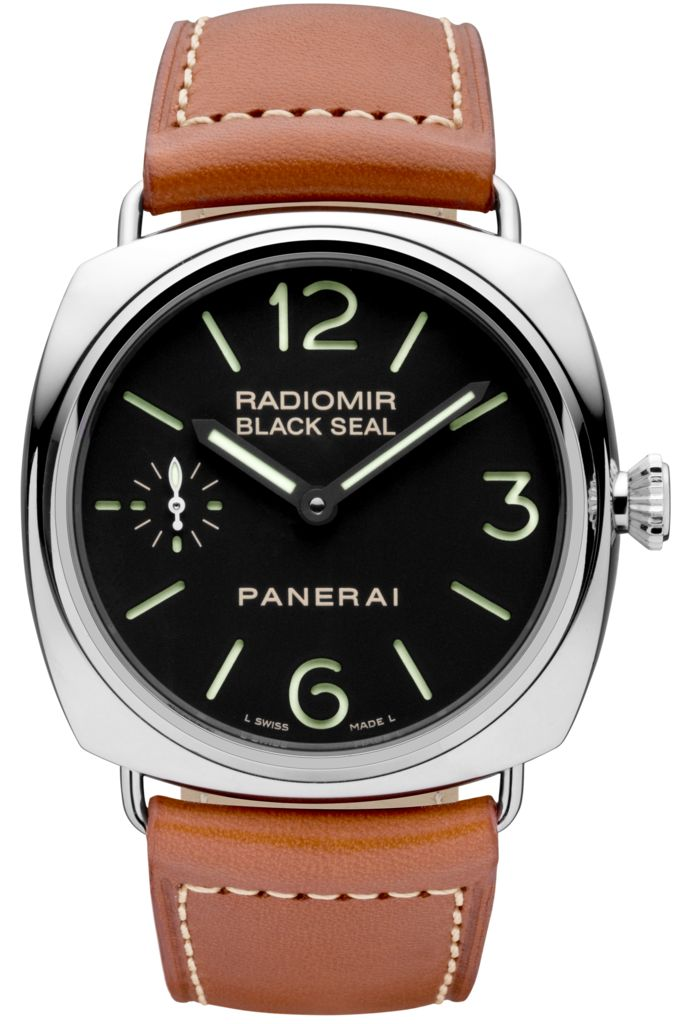Panerai Radiomir Black Seal Acciaio PAM183