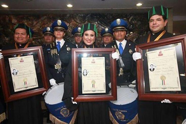 Recibe Diputada Karina Barón el título de Doctor Honoris Causa por el Instituto Mexicano de Líderes de Excelencia.
