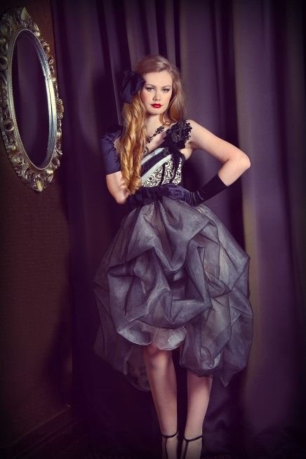 From Russia With Love Tulle Skirt