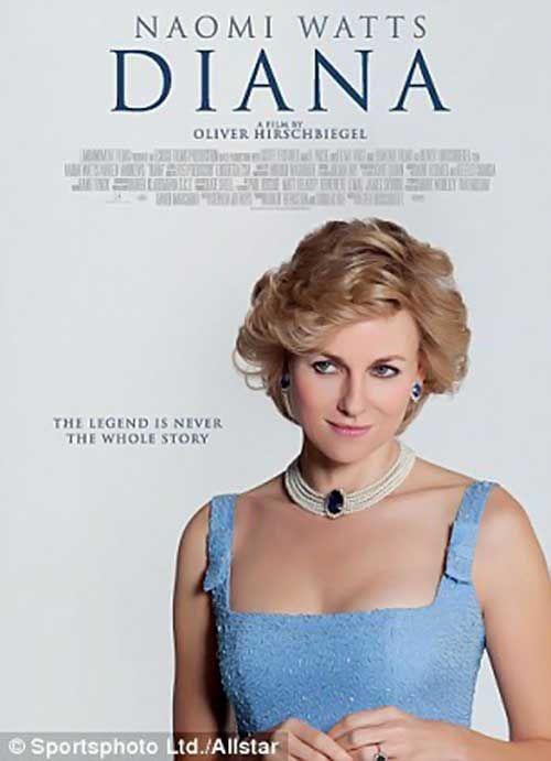 Princess Diana Lover Attacks New Movie About Their Affair