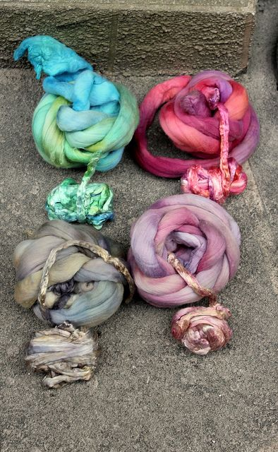 mulberry silk and 18 mic merino