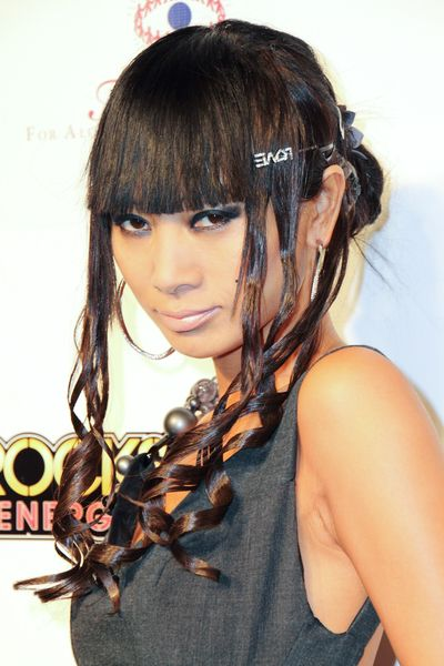 Bai Ling - a big supporter of bad behavior