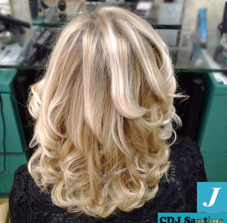 #degradé #Joelle #blonde #hairfashion #Igers #welovecdj #beautifulfold #Spotted