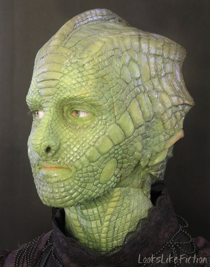 Vastra Silurian by LooksLikeFiction