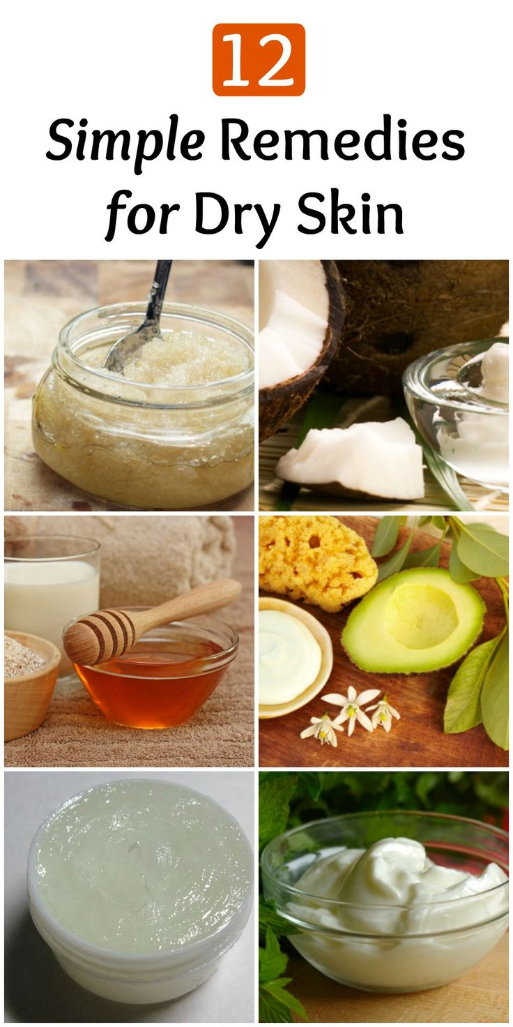 Dry skin is usually caused by environmental conditions, genetics or excessive bathing and can occur anywhere on the body. If you suffer from dry skin, don't worry. There are many home remedies you can apply to hydrate your skin and prevent it from drying out again. Here are 12 Simple Home Remedies for Dry Skin - Selfcarers: