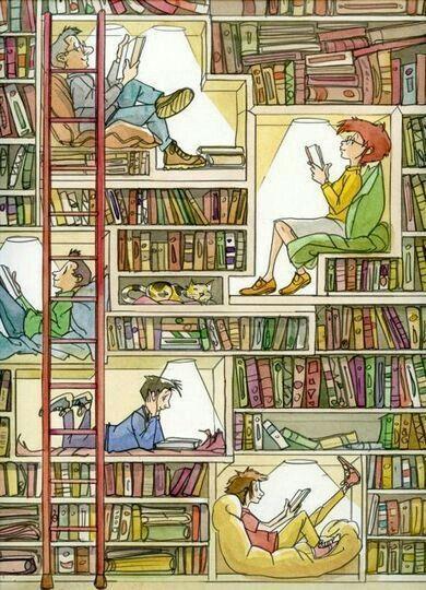 Love books :