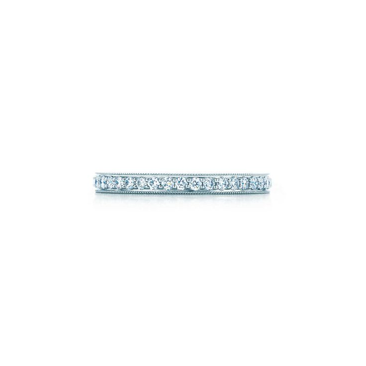 Tiffany® Legacy Collection: Bandring, wedding ring