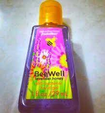 beewell honey berry anti bacterial hand gel 1 oz by Bath & Body Works. $0.01. 1 oz. bewell honey berry 1 oz pocketbac