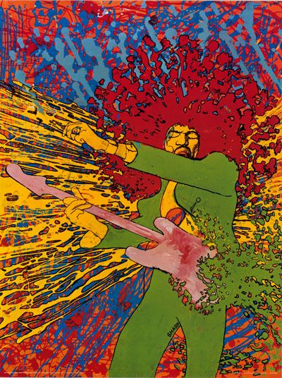 The Jimi Hendrix Experience -1967