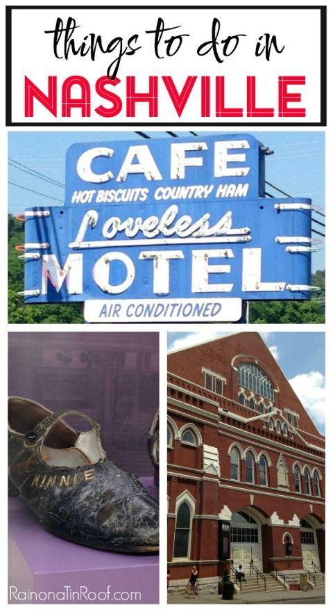 Things to do in Nashville TN • Nashville Attractions • Fun things to do in Nashville • Nashville Tourism • Nashville TN Attractions