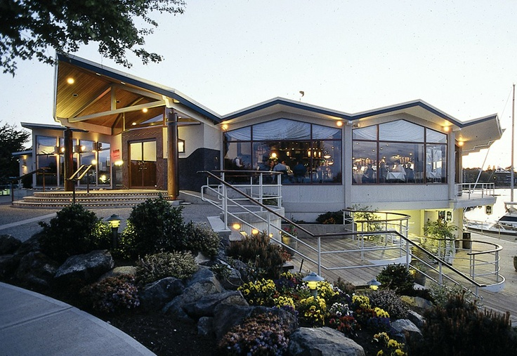 Oak Bay Marine Group's Marina Restaurant