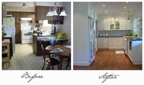 Image result for kitchens before and after renovation photos