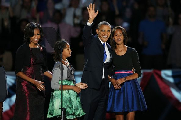 Michelle Obama Photo - President Obama Holds Election Night Event In Chicago