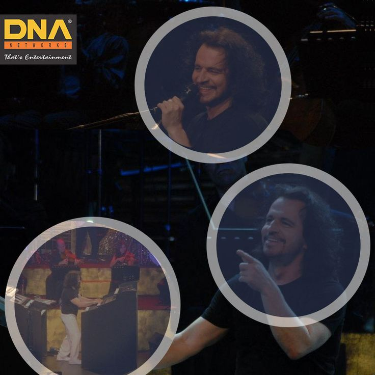 #Yanni gave a private performance for his fans.