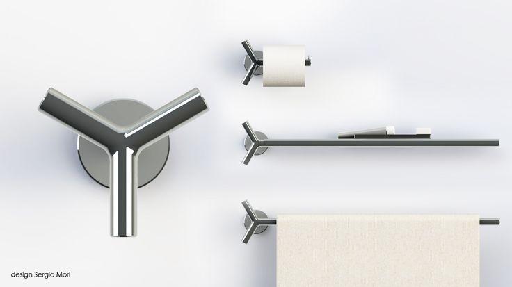 Company: IDROSANITARIA BONOMI Product: COLLEZIONE Y Design: SERGIO MORI www.idrosanitariabonomi.com#sthash.vxV8Xw62.dpuf