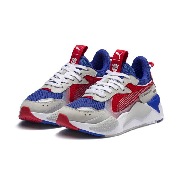 Basket PUMA x TRANSFORMERS RS X Optimus Prime Youth