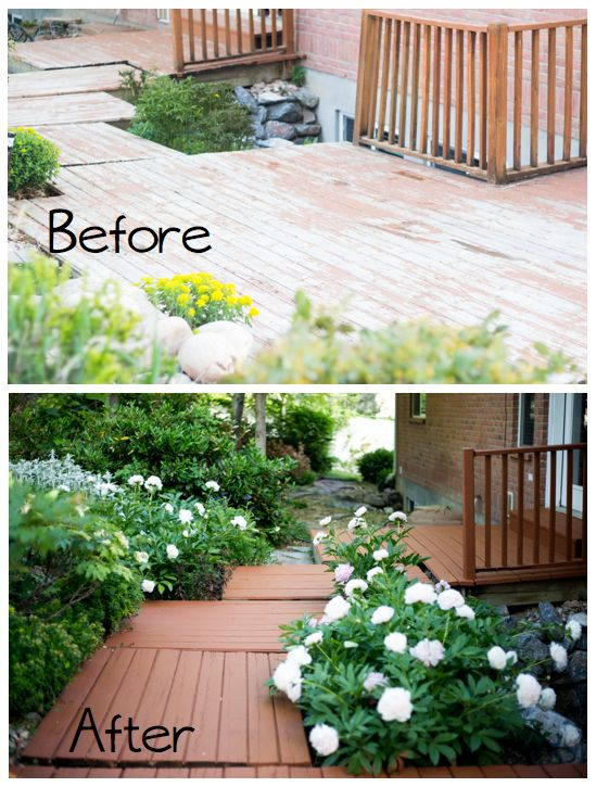 Best 25 deck restore ideas on pinterest deck lighting ideas do it yourself divas diy deck restore make an old deck look new solutioingenieria Images