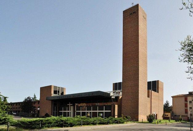 Church San Giovanni Bosco Giuseppe Vaccaro    contributed by MIROarchitetti-com...