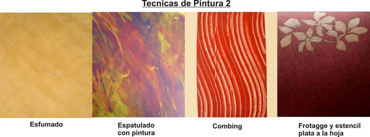 Tecnicas decorativas en paredes buscar con google - Tecnicas para pintar paredes interiores ...