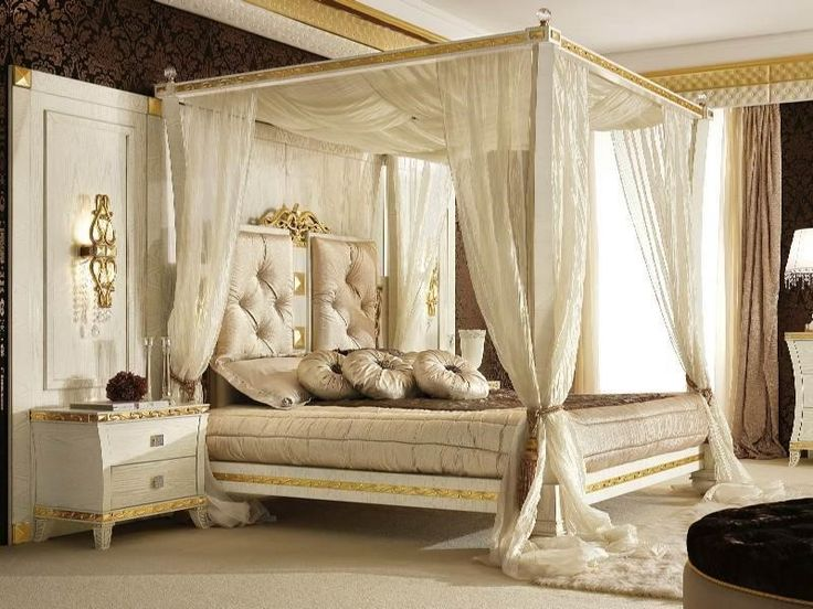 Best 20 King Size Canopy Bed Ideas On Pinterest